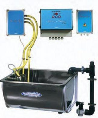 Автоматы промывки