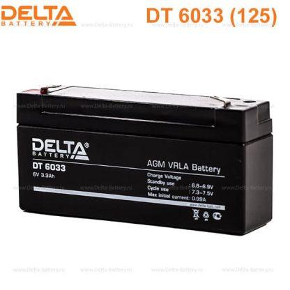 akkum delta dt 6033 125